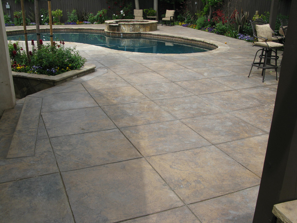 Stamped Concrete Contractor Services In Ma, NH, And Maine